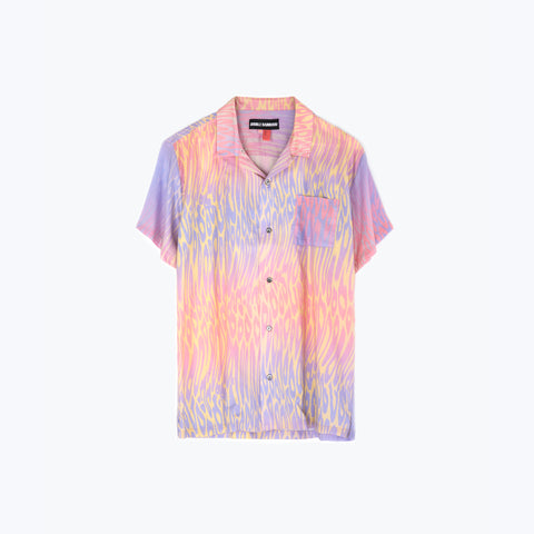 CHAMPAGNE SUPERNOVA HAWAIIAN SHIRT