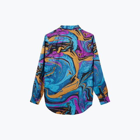 HONEY POT MARBLE SUNDOWN SHIRT