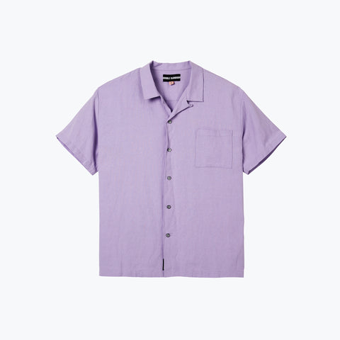 LILAC FREE ENTRY HAWAIIAN SHIRT