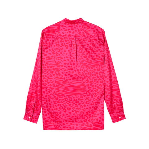 LIGER FUSCHIA LONG SLEEVE SHIRT