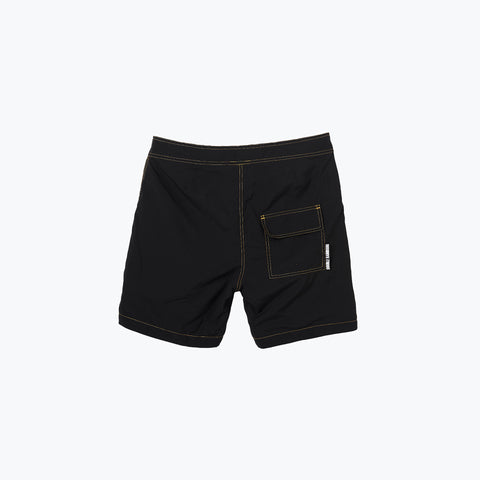 BLACK SURF SCHOOL SWIM SHORT
