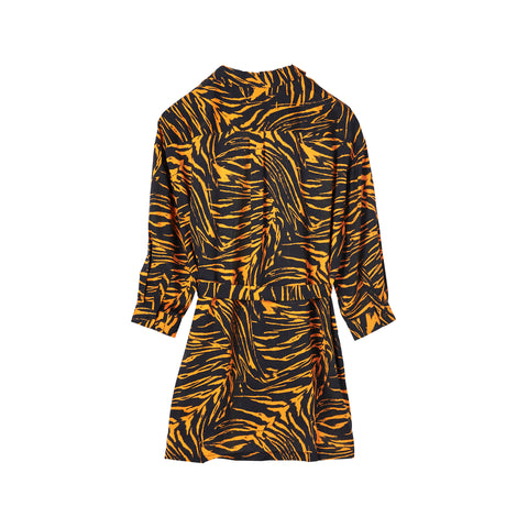 TIGER BAE SHIRT DRESS
