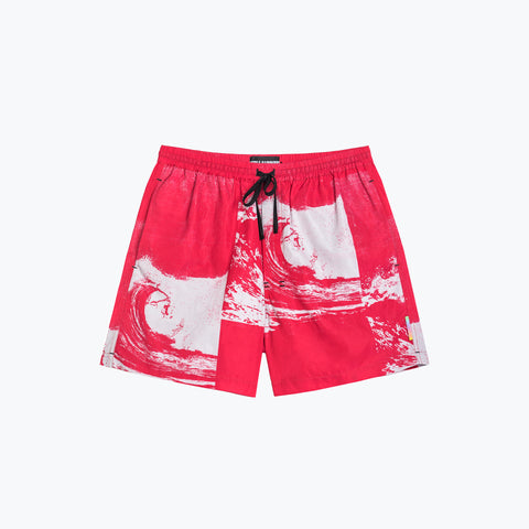 COLA UUAVES NIGHT SWIM SHORT