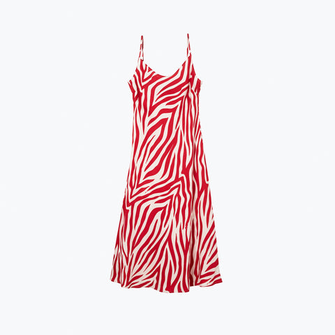 POOL SHARK RED LONG SLIP