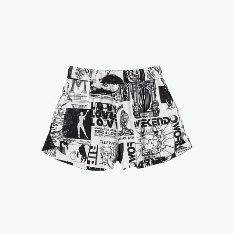 WEEKEND WORLD GOGO SHORTS