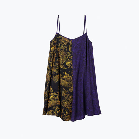 UUAVE LIZARD SWING DRESS