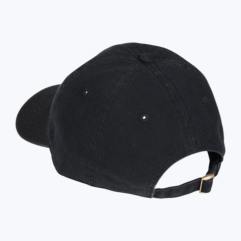 BLACK RAINBOUU LOGO CAP
