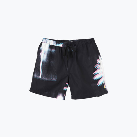 BIKINI KILL 3D NIGHT SWIM SHORT