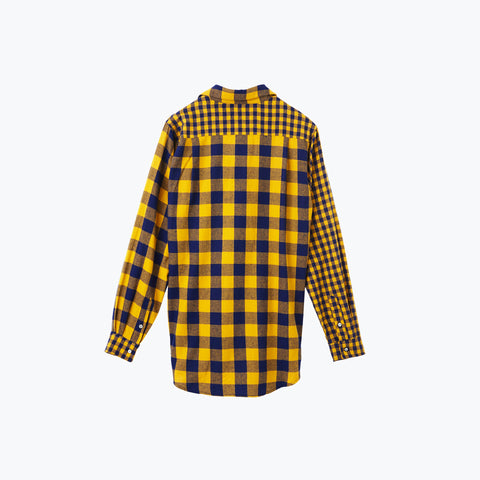 HITCH HIKE FLANNEL LONG SLEEVE SHIRT
