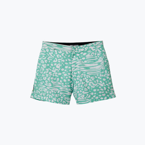 LIGER MINT POOL SHARK SWIM SHORTS