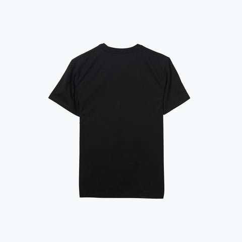 RAINBOUU LOGO BLACK ICE TEE