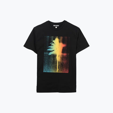 RAINBOUU PALM BLACK ICE TEE