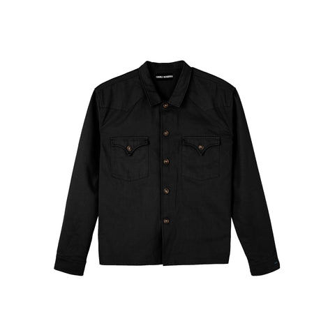 BLACK JUNGLE SHIRT