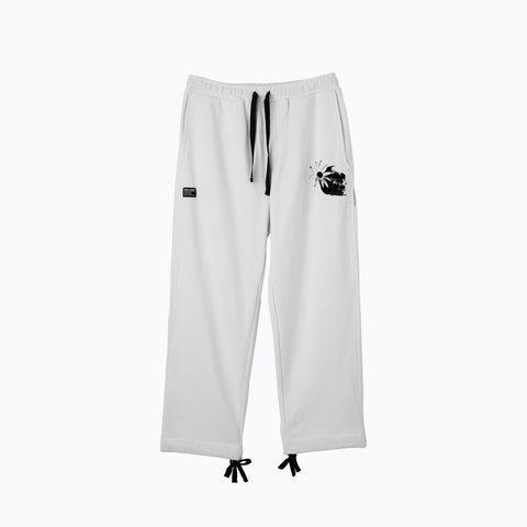 WHITE ALOHA LORD TRACKIES