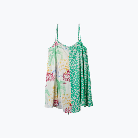 CLUB MED COMBO SWING DRESS