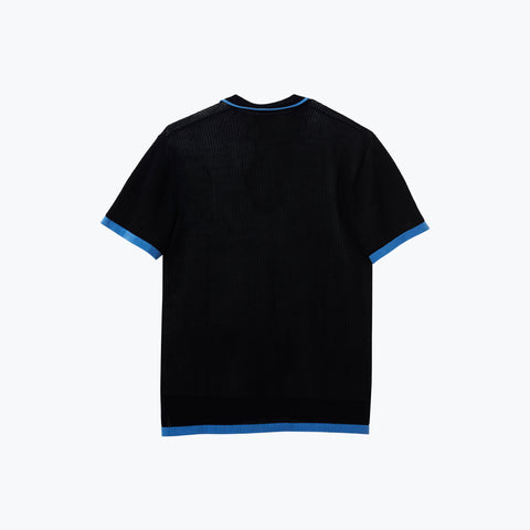 BLACK DUSK KNIT SHIRT