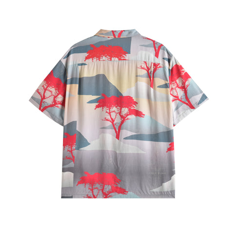 MOON SAFARI DAWN HAWAIIAN SHIRT
