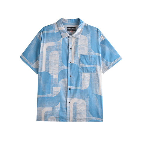 WALL FLOWER HAWAIIAN SHIRT