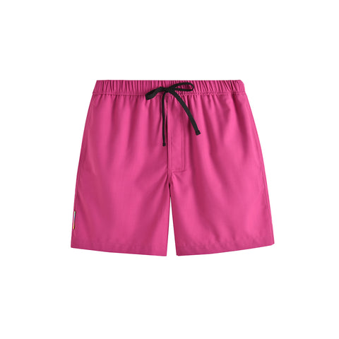 RASPBERRY NIGHT SWIM SHORT