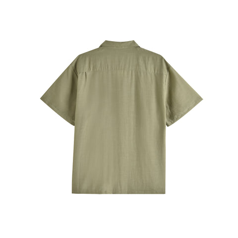 KHAKI SHORT SLEEVE SHIRT