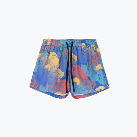 FAST PARADISE NIGHT SWIM SHORT