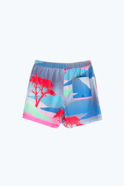 MOON SAFARI SWIM SHORT
