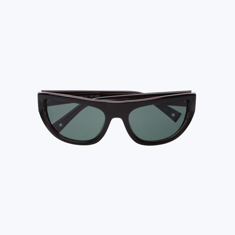 NIGHT CRAWL BLACK SUNGLASSES