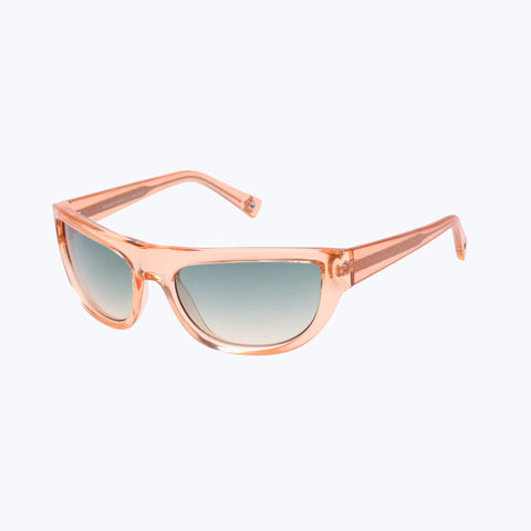 NIGHT CRAWL PEACH SUNGLASSES