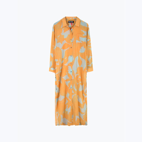 SUN CHILDREN MAXI SHIRT DRESS