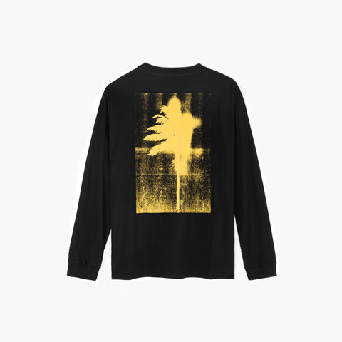 PALM BLACK LS ICE TEE