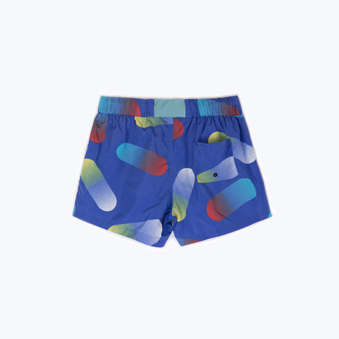 SYNTHETIC LEISURE SWIM SHORT