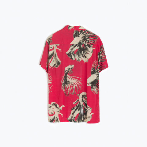 SURF SCHOOL HAWAIIAN SHIRT