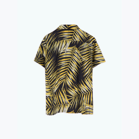 TIGER PALM HAWAIIAN SHIRT