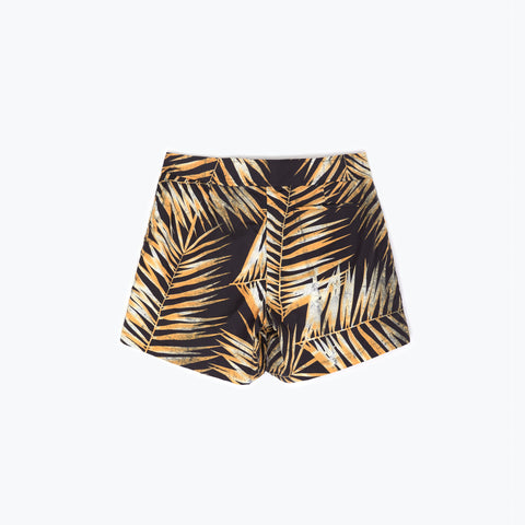 TIGER PALM POOL SHARK SWIM SHORT