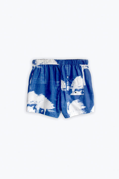 WINDY NICE BLUE SWIM SHORT