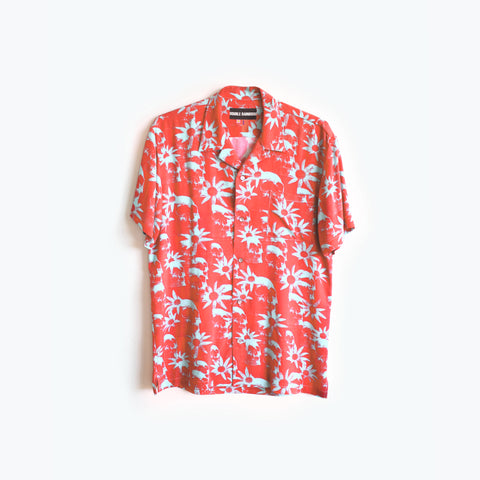 PARADISE CITY HAWAIIAN SHIRT