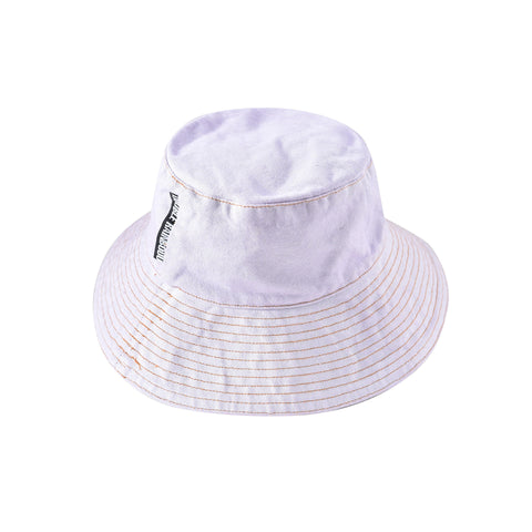 LAVENDER FLOP TOP HAT