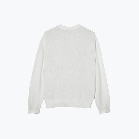 WEEKEND WORLD CREW KNIT