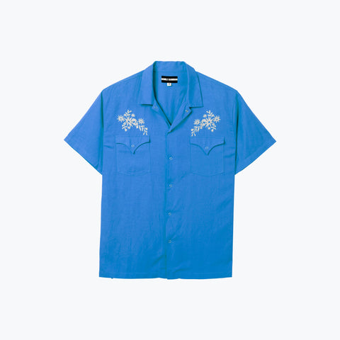 BLUE WEST COAST SHIRT