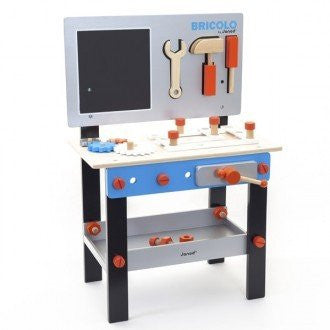 Jura Toys J06491 Janod Magnetic DIY Workbench