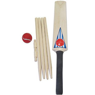 Cricket Set Size 3 in PVC Bag