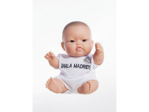 "Paola Reina 01892 22 cm ""Sport Real Madrid 12"" Doll (Small)"