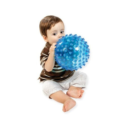 Baby To Love Tactile Play Ball Transparent (Colour May Vary)