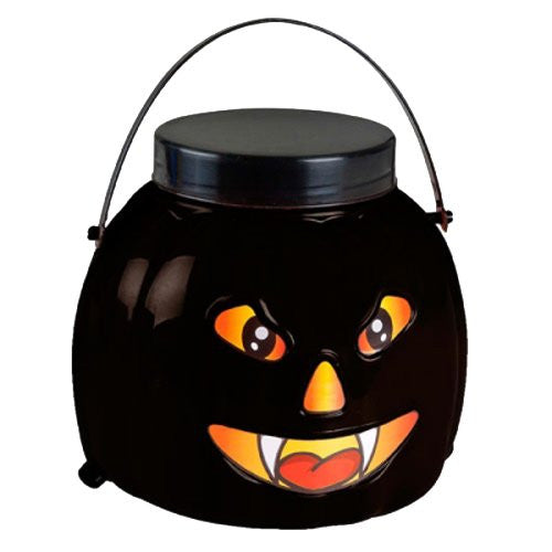 Game Movil Game Movil20332 Halloween Black Pumpkin Bag