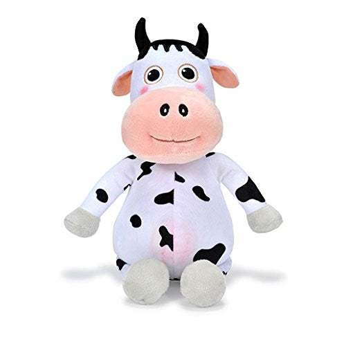 KD Toys LB8209 Little Baby Bum Cow Musical Plush Toy