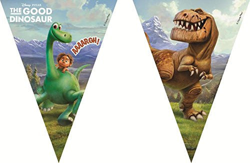 2.3m The Good Dinosaur Bunting Flags