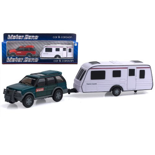 Motor Zone Car and Caravan
