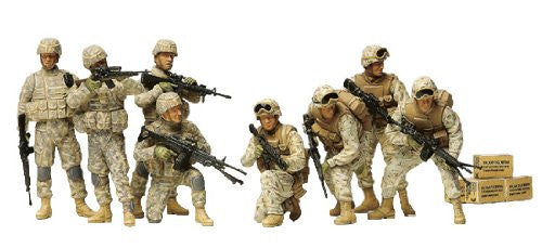 Tamiya 300032406 1: 35 US Modern Infantry (Iraq