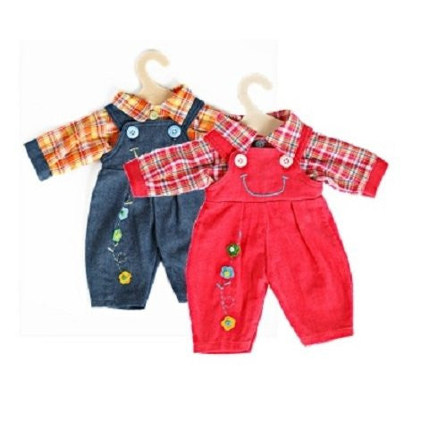 Heless 1515Heless Dungarees with Shirt for Small Doll