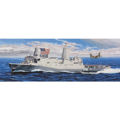 MRC 64007 - USS New York Lpd 21) Ship
